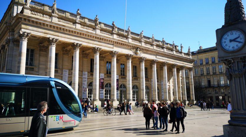 Bordeaux informations projets 2019
