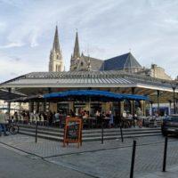 Place du marché des Chartrons - Bordeaux Chartrons