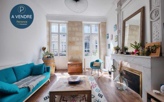 Appartement à vendre Bordeaux Saint Pierre - Rue Saint-Rémi 1