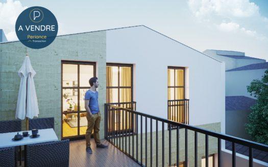 Programme immobilier neuf à Bordeaux - Authentik Chartrons