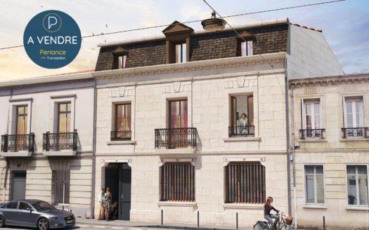 Programme immobilier neuf Septime - Bordeaux Saint Bruno 2