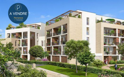 appartement à vendre neuf le bouscat - résidence pierre premier héritage