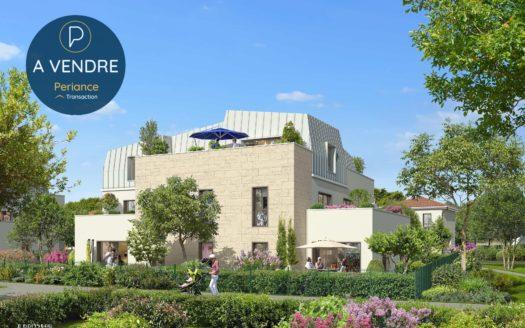 Le Domaine du Haut Vigneau - Programme neuf à vendre Gradignan