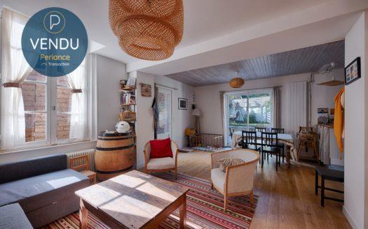Maison vendue Bordeaux sacré cœur
