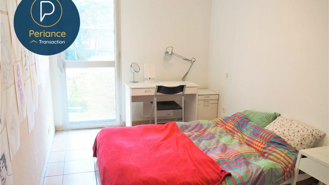 Appartement T3 à vendre Chartrons chambre