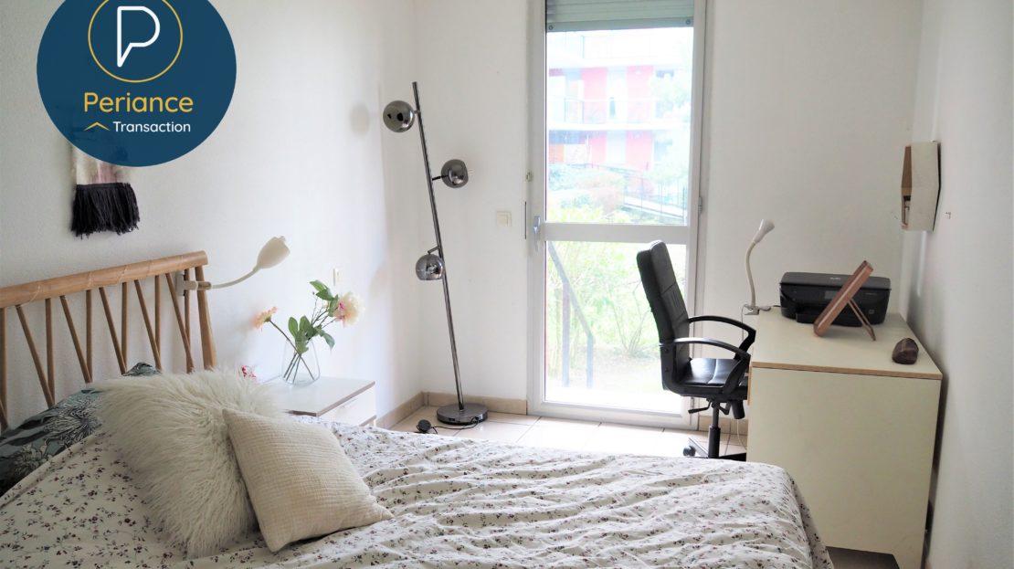Appartement T3 à vendre Chartrons chambre 2