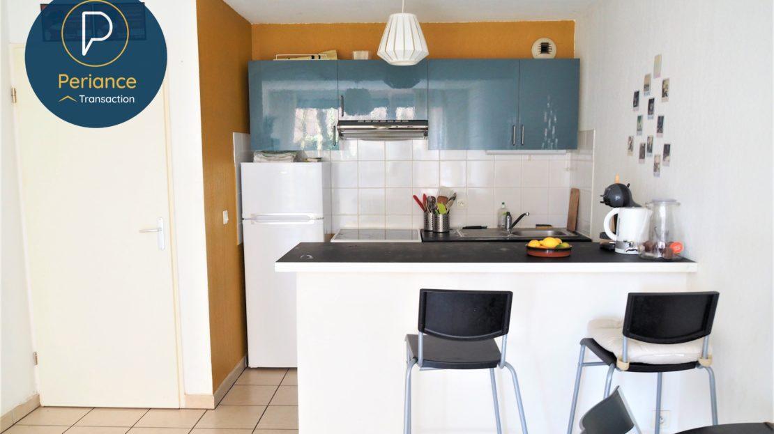 Appartement T3 à vendre Chartrons jardin