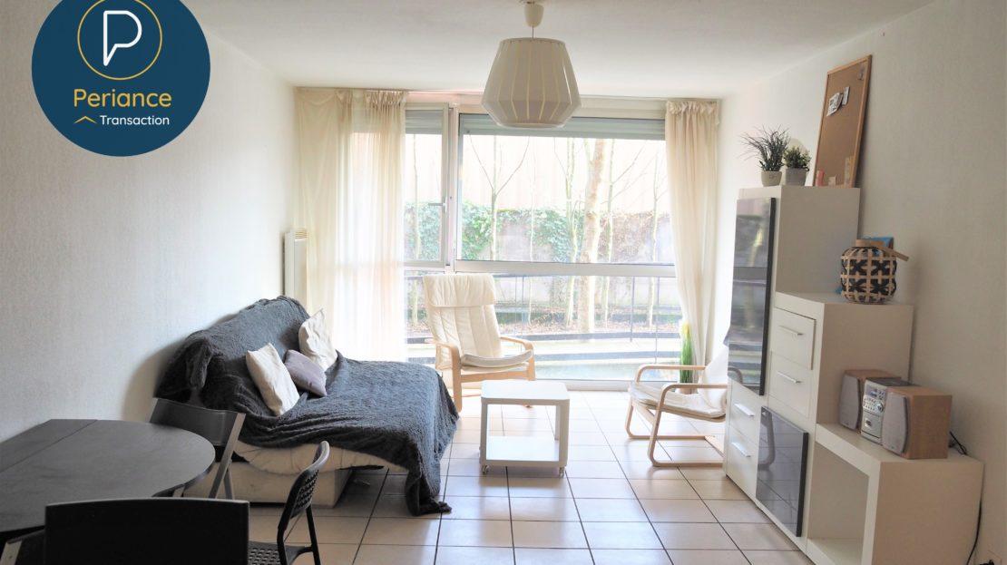 Appartement T3 à vendre Chartrons séjour