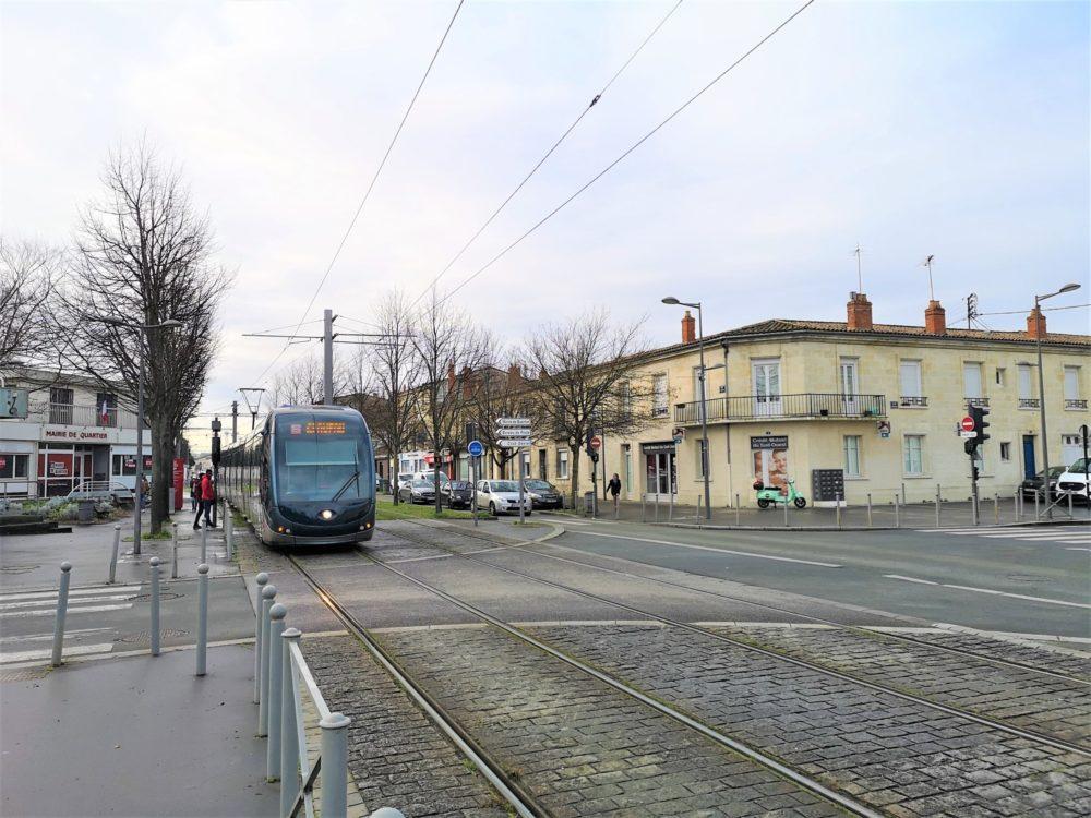Le quartier de Bacalan à Bordeaux