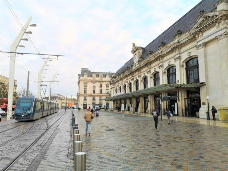 Bordeaux agence immobilière quartier de la Gare Saint-Jean