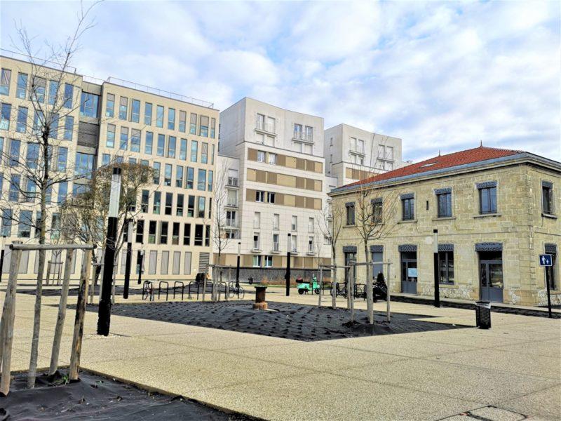 Bordeaux Agence immobilière Belcier