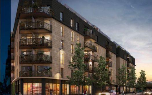 Programme immobilier neuf loi Pinel Bordeaux