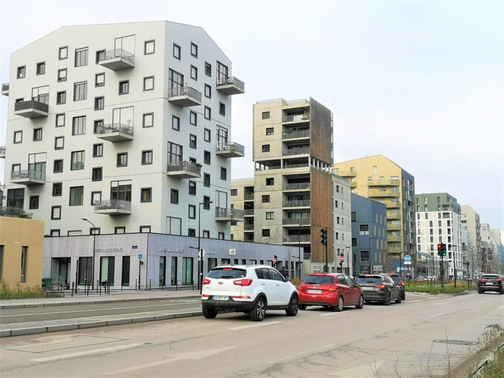 Agence immobilière quartier Bassin à Flot à Bordeaux