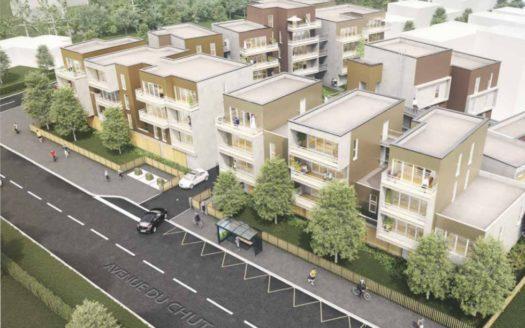 Programme immobilier neuf Mérignac Kuboa