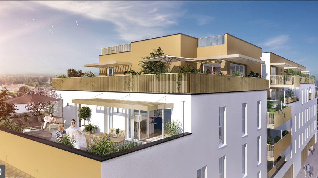 Programme immobilier neuf Villenave d'Ornon Gavarnie