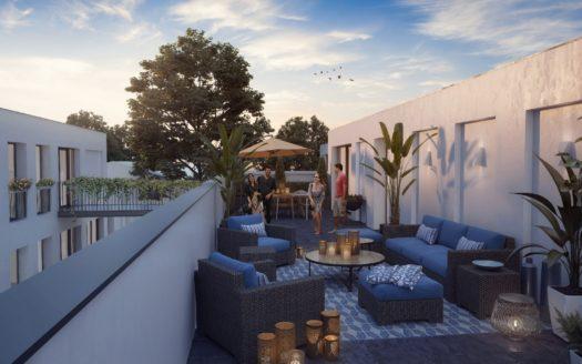 Loi Pinel Programme immobilier neuf à Pessac l'Urbanist 1