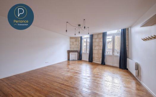 Appartement type 3 avec terrasse à vendre à Bordeaux Meriadeck