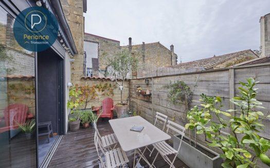 Maison à vendre Bordeaux Sacré cœur