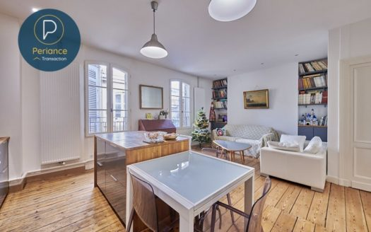 Appartement T3 à vendre Bordeaux Gambetta Palais Gallien