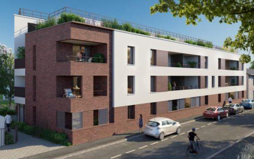 Loi Pinel : Programme immobilier neuf à Bordeaux Bastide / 350 THIERS