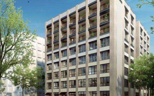 Loi Pinel : Programme immobilier neuf à Bordeaux Brazza / L'Atelier