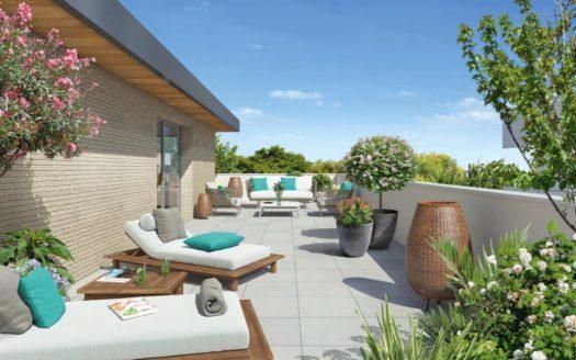 Loi Pinel : Programme immobilier neuf à Villenave d'Ornon / Arborescence