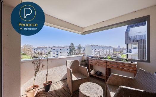 Terrasse Appartement T4 à vendre à Talence