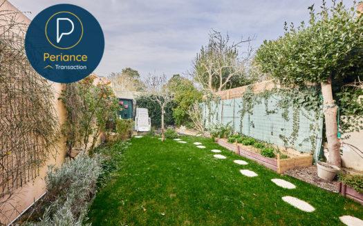 Jardin - Maison avec jardin à Vendre Bordeaux Bastide