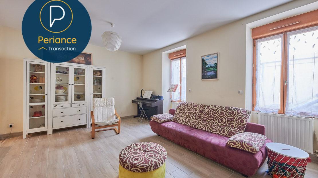 Salon 2 - Maison avec terrasse à vendre Bordeaux Jardin Public / Chartrons