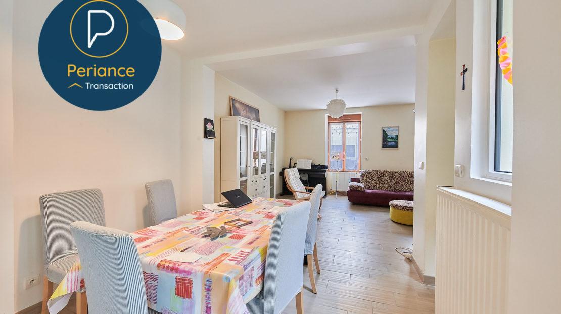 Salle à manger - Maison avec terrasse à vendre Bordeaux Jardin Public / Chartrons