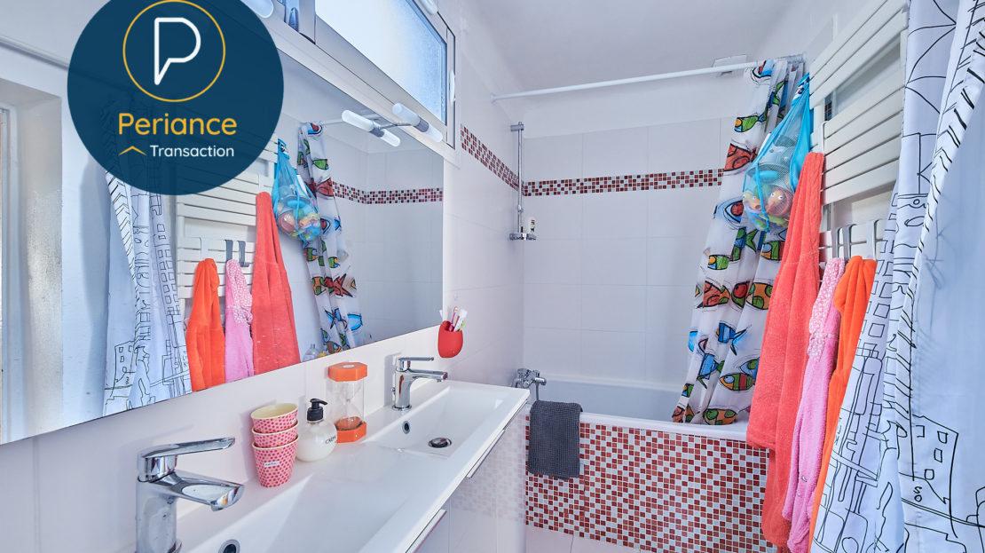 Salle de bains - Maison avec terrasse à vendre Bordeaux Jardin Public / Chartrons