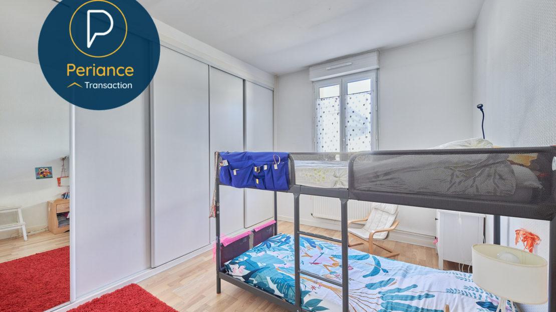 Chambre 1.1 - Maison avec terrasse à vendre Bordeaux Jardin Public / Chartrons