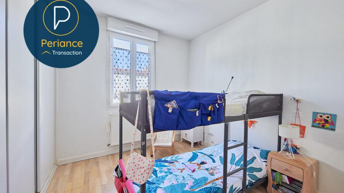 Chambre - Maison avec terrasse à vendre Bordeaux Jardin Public / Chartrons