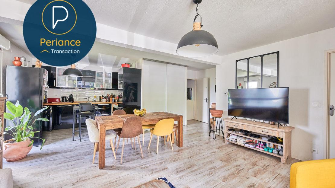séjour - Appartement T4 à vendre à Lormont