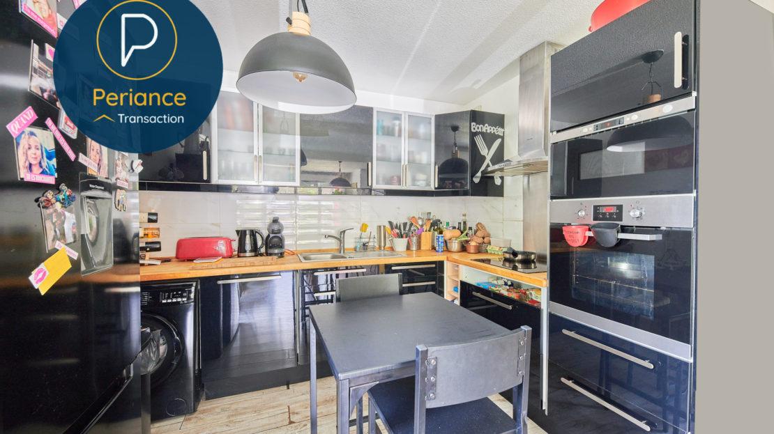 cuisine - Appartement T4 à vendre à Lormont