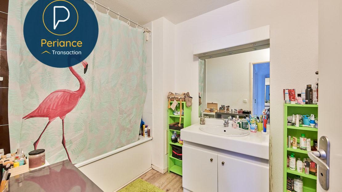 Salle de bains - Appartement T4 à vendre à Lormont