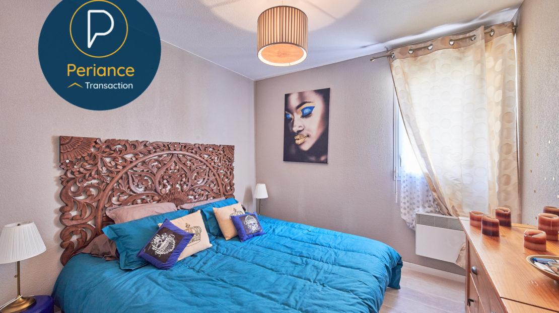 Chambre 2 - Appartement T4 à vendre à Lormont