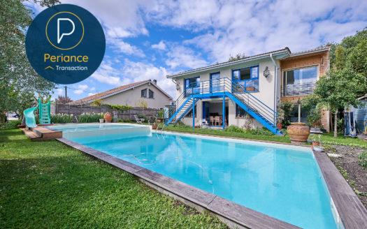 Maison 2 - Maison à vendre à Bruges avec piscine parking et jardin