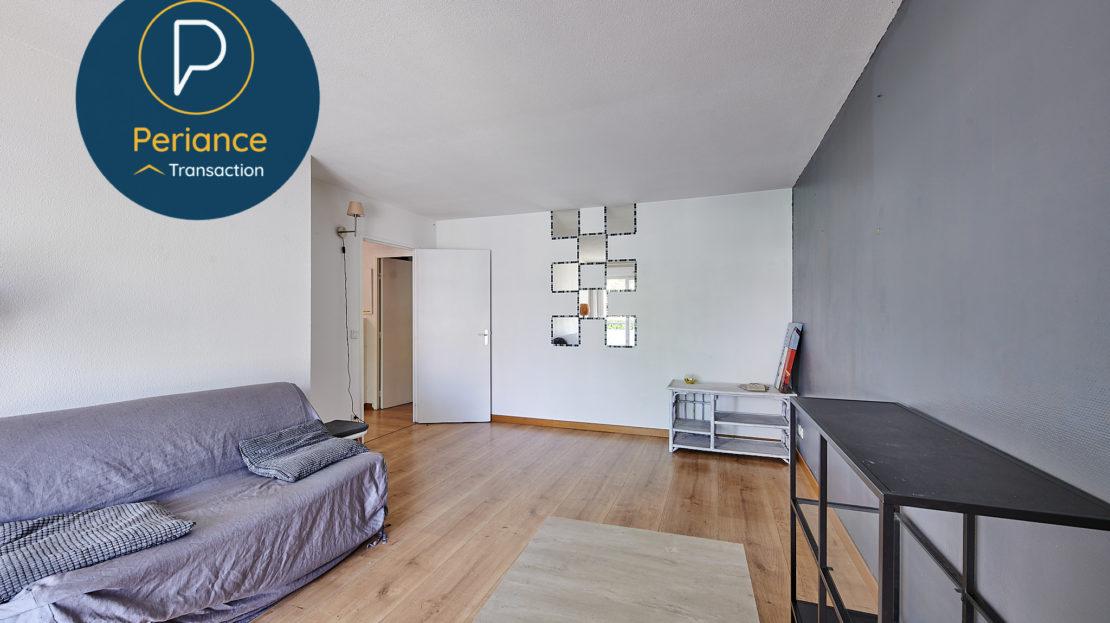 Séjour - Appartement T3 Bordeaux Ravezies