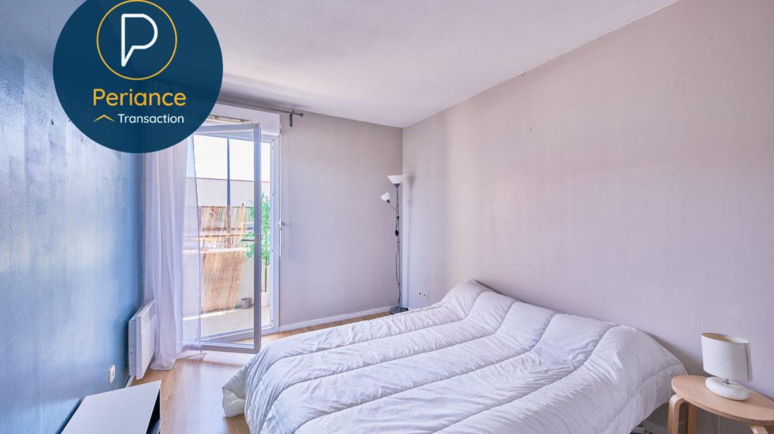 Chambre 2 - Appartement T3 Bordeaux Ravezies