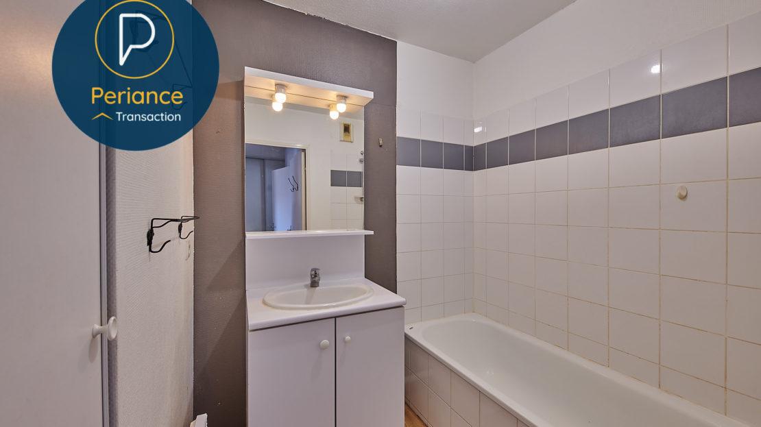 Salle de bains - Appartement T3 Bordeaux Ravezies