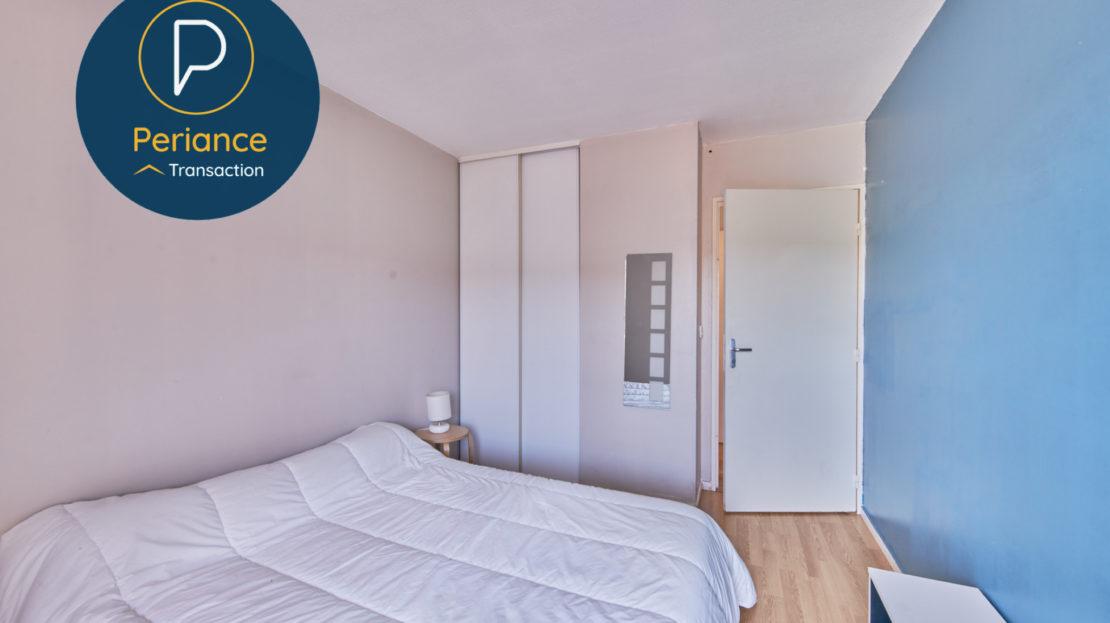 Chambre 1 - Appartement T3 Bordeaux Ravezies