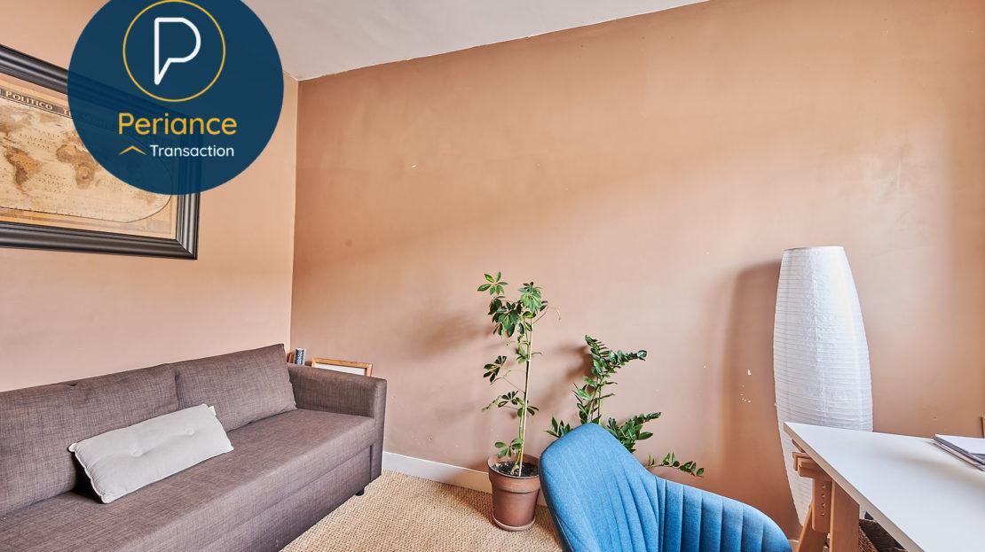 CHAMBRE 2.2 - Maison à vendre à Bordeaux Nansouty