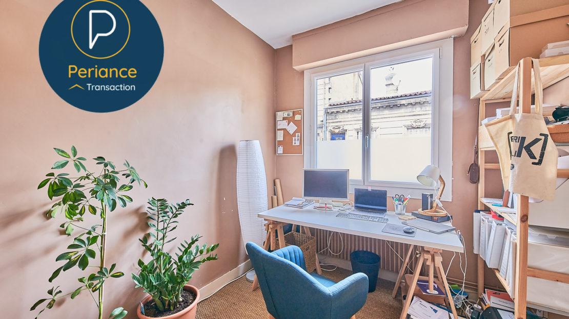 chambre 2 - Maison à vendre à Bordeaux Nansouty