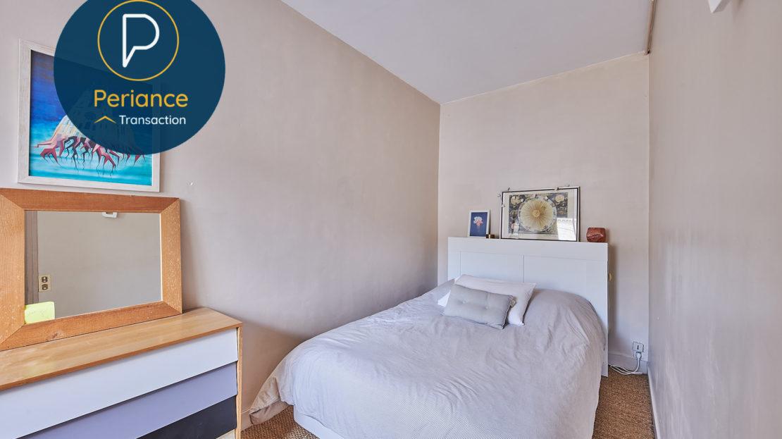 chambre 1 - Maison à vendre à Bordeaux Nansouty