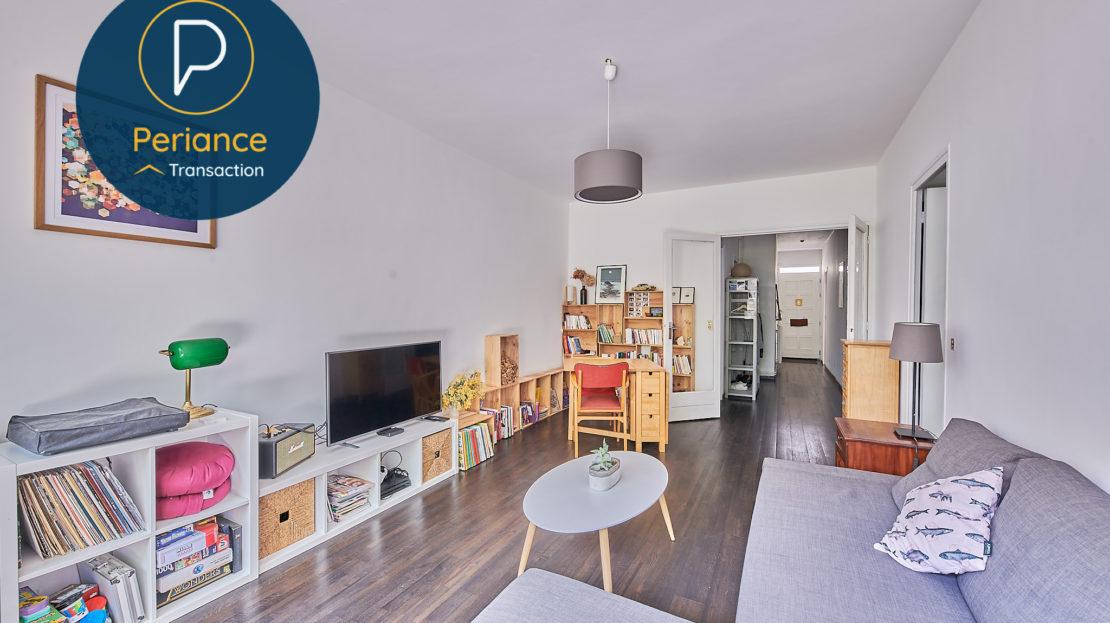salon 2 - Maison à vendre à Bordeaux Nansouty