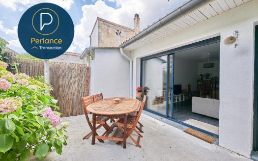 cour - Maison à vendre à Bordeaux Nansouty
