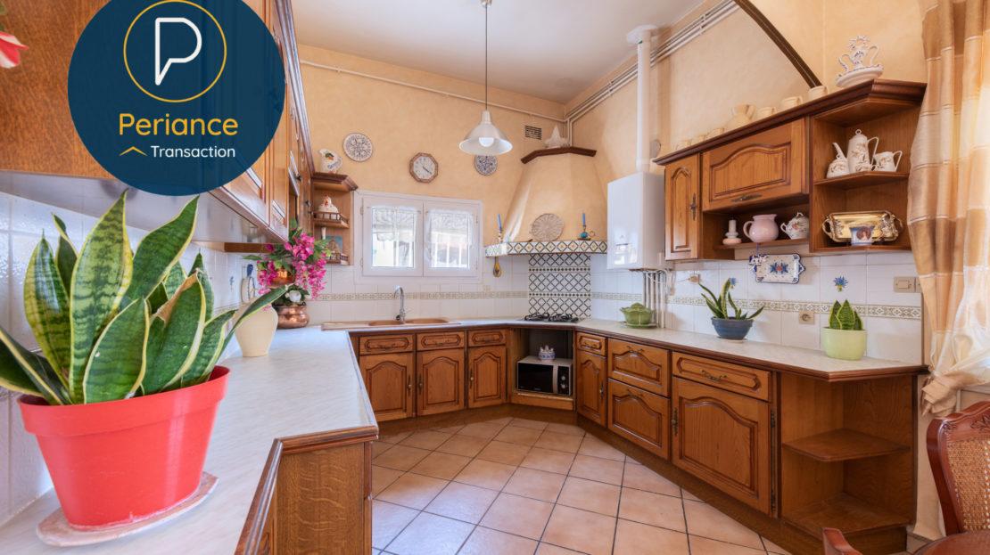 cuisine - Maison à rénover le Bouscat