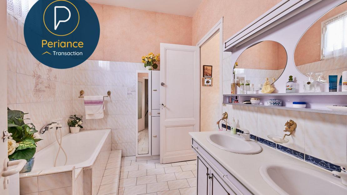 Salle de bains - Maison à rénover le Bouscat