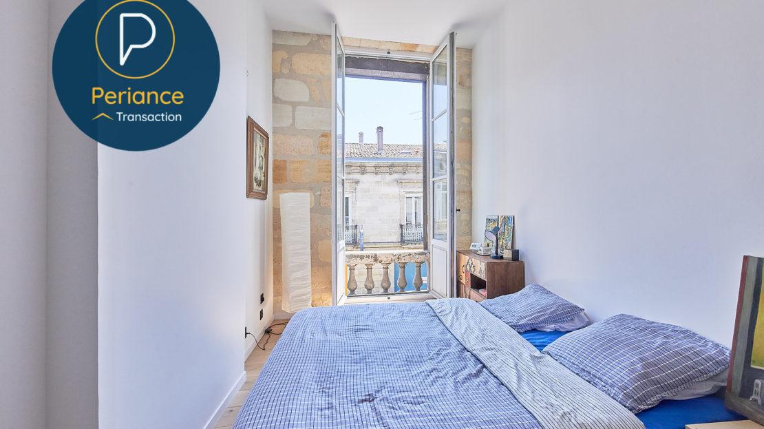 chambre 1 - Appartement T3 à vendre à Bordeaux